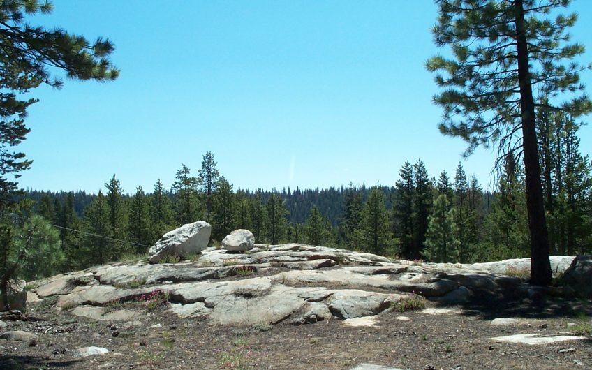 Build your home on a striking granite overlook! OBV4-12