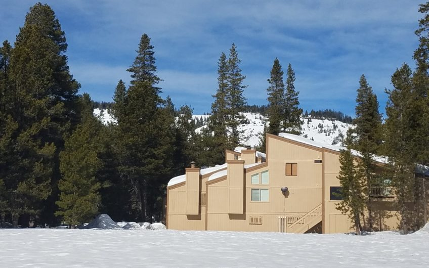 Large Creekside Loft  Condo
