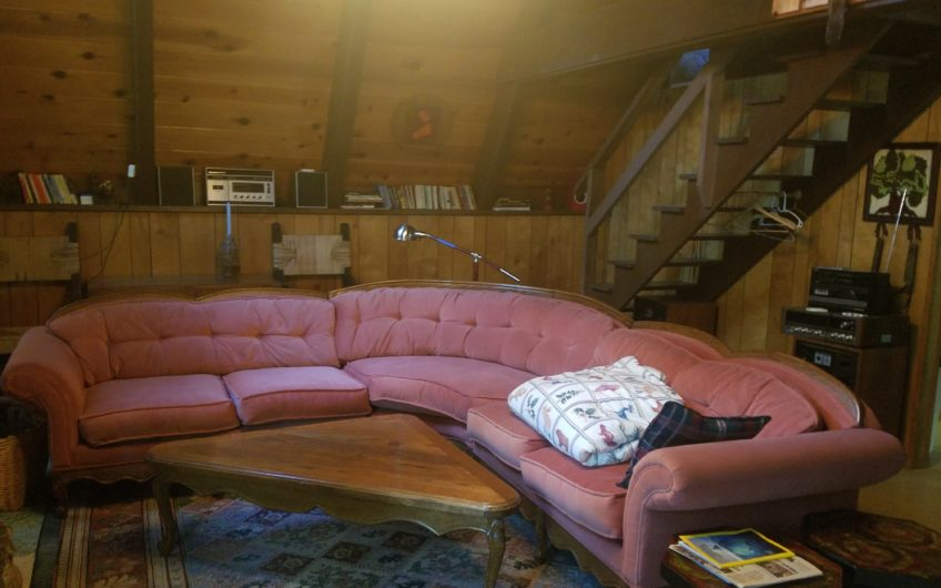 Classic Bear Valley A-Frame Chalet