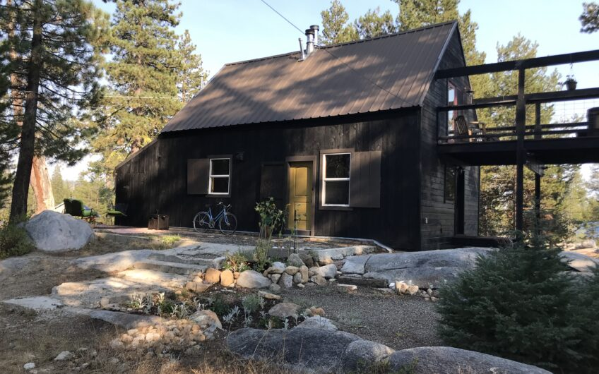 Humble and Honest Little Cabin