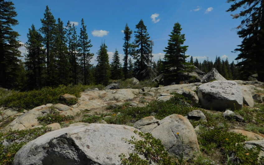 Sun, View, Granite