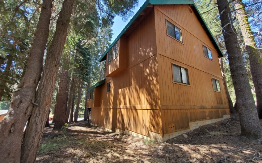 Bear Valley Chalet with Easy Winter Access