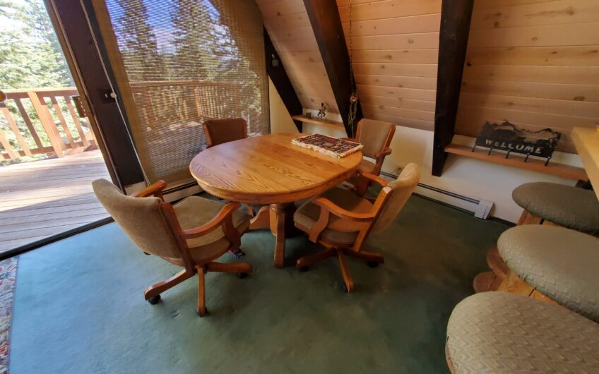 CLASSIC BEAR VALLEY A-FRAME